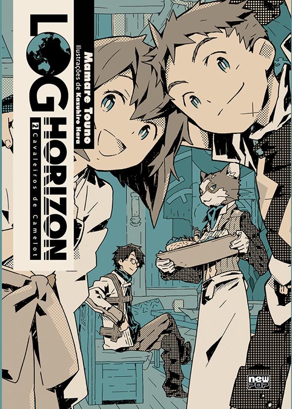 Log Horizon (Novel) #2  ainda em andamento