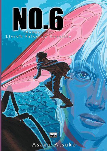 No. 6 (Novel) #4 de 9